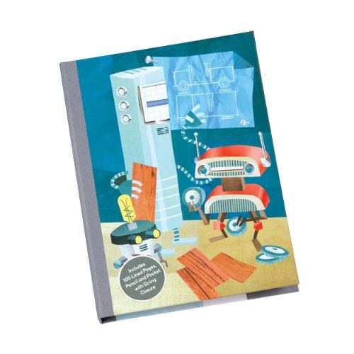 9780735339583: Robots Deluxe Journal