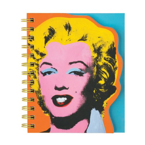 9780735339613: Andy Warhol Marilyn Layered Journal
