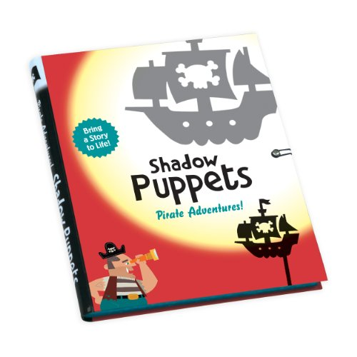 9780735339651: Pirate Adventures! Shadow Puppets