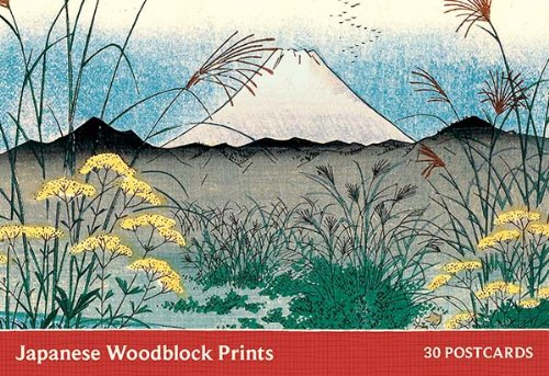 9780735339668: Japanese Woodblock Print Postcard Book (Postcards)