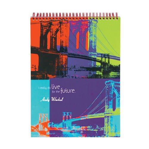 9780735339729: Andy Warhol Brooklyn Bridge Sketchbook