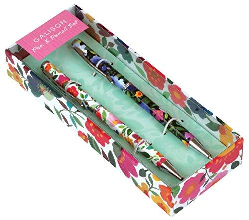 9780735339781: Kim Parker Floral Pen Set