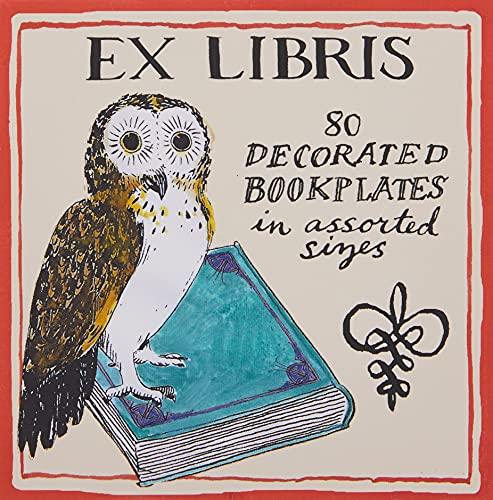 9780735339828: Molly Hatch Owl Bookplates