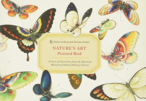 9780735339866: American Museum of Natural History Nature's Art Postcard Book