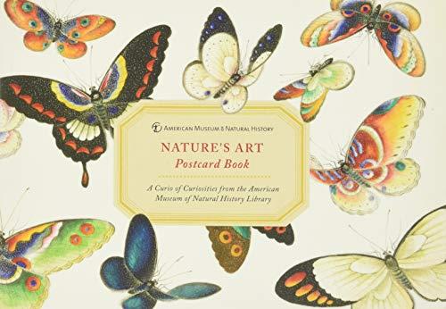 9780735339866: American Museum of Natural History Nature's Art Postcard Book