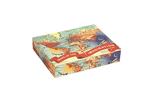9780735339880: Wendy Gold Maps of the Imagination Keepsake Boxed Notecards