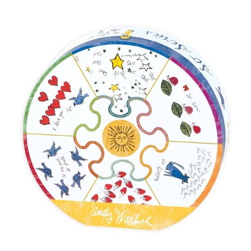 9780735339910: Andy Warhol So Series Deluxe Puzzle Wheel