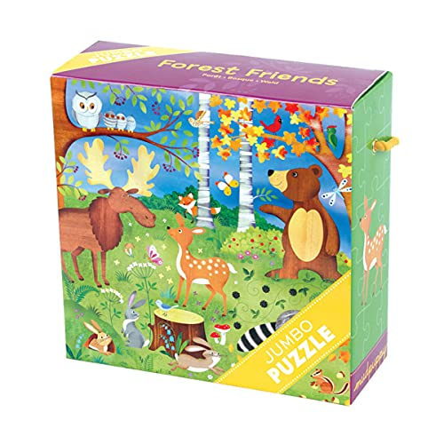 9780735339989: Forest Friends Jumbo Puzzle
