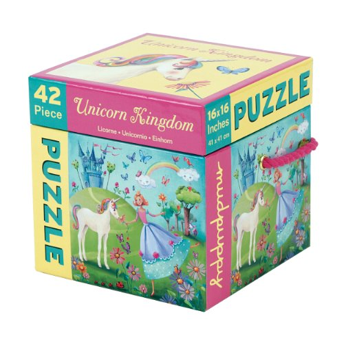 9780735339996: Unicorn Kingdom Cube Puzzle