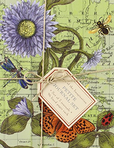 9780735340039: Wendy Gold Maps of the Imagination Petite Journal Set