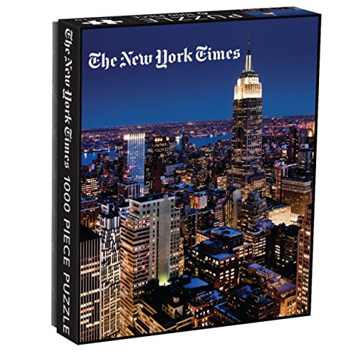 9780735340114: New York Times 1000 Piece Puzzle (Jigsaw Puzzle)