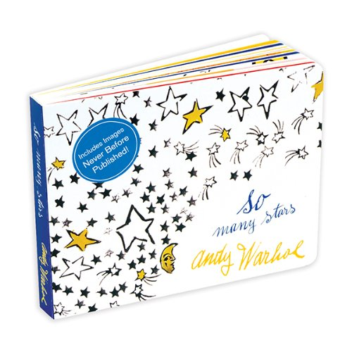9780735340398: Andy Warhol So Many Stars Board Book