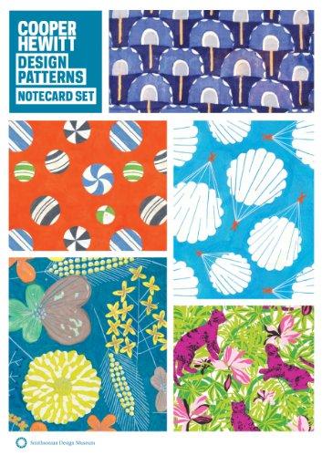 9780735341227: Cooper Hewitt Design Patterns Boxed Notecards