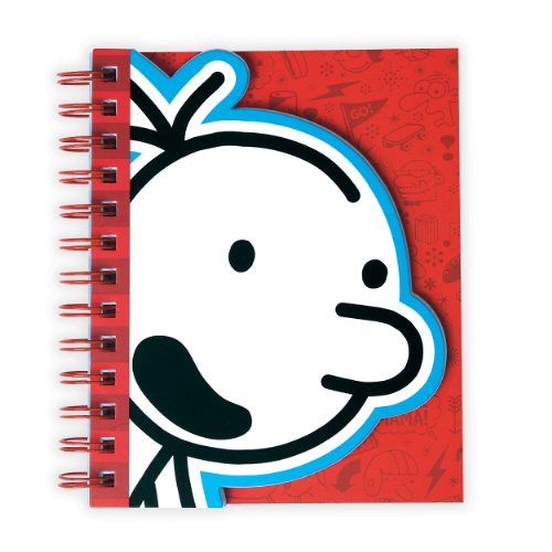 9780735341272: Wimpy Kid Greg Layered Journal