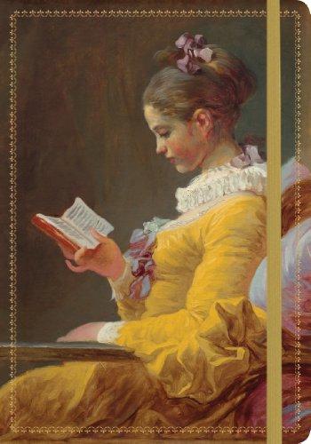 9780735341586: NGA Fragonard Young Girl Reading Gilded Journal