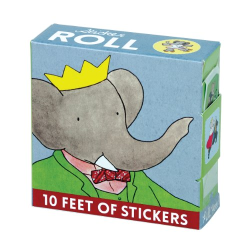 9780735341708: Babar Sticker Roll
