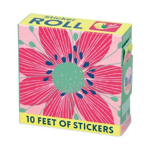 9780735341722: In the Garden Sticker Roll