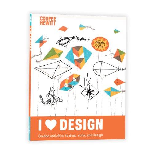9780735341883: I Heart Design Cooper Hewitt Activity Journal