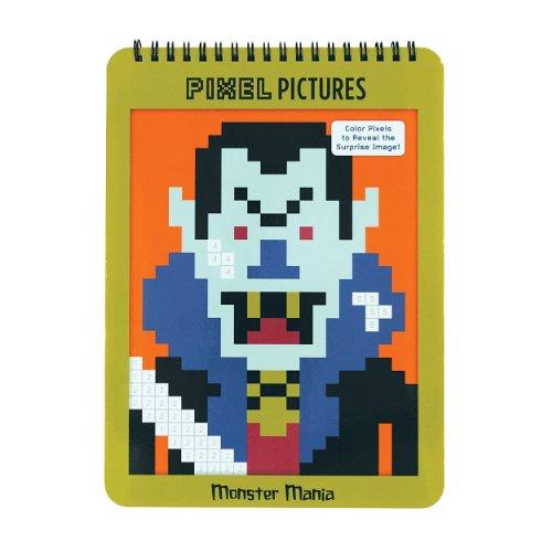 9780735341913: Pixela monstermania r:mppx41913