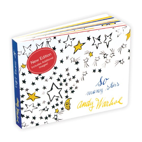 9780735341982: Andy Warhol So Many Stars. Board Book