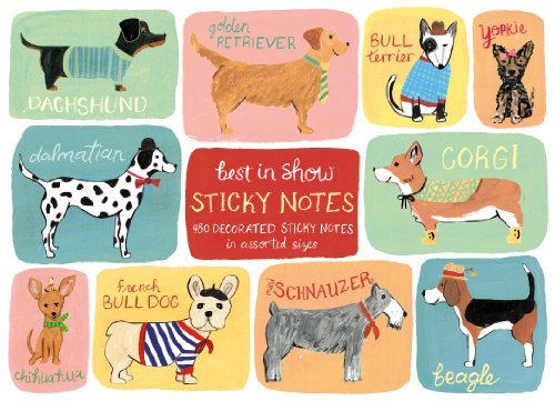 9780735342002: Best in Show Sticky Notes