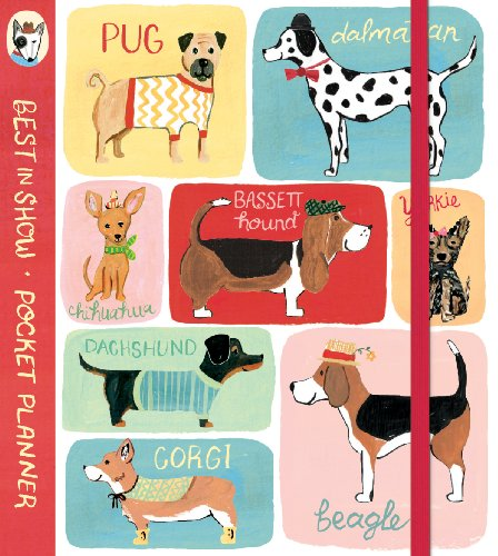 9780735342026: Best in Show Pocket Planner