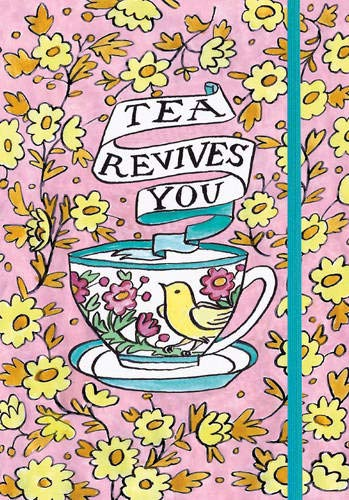 9780735342057: Molly Hatch Teacups (Pocket Journal)