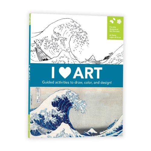 9780735342064: I Heart Art Activity Journal