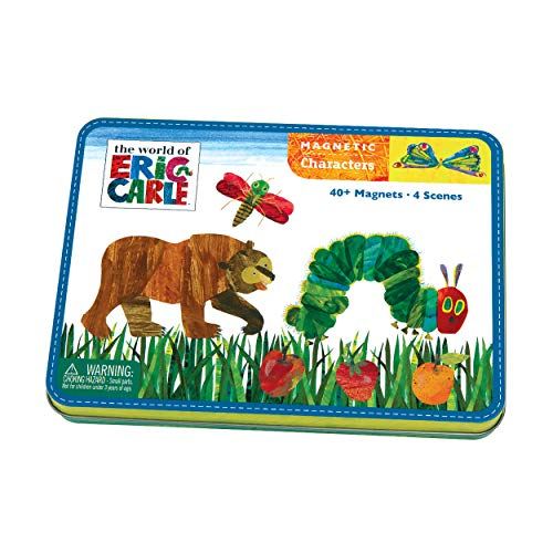 9780735342132: Eric Carle the Very Hungry Caterpillar & Friends Magnetic Character Set