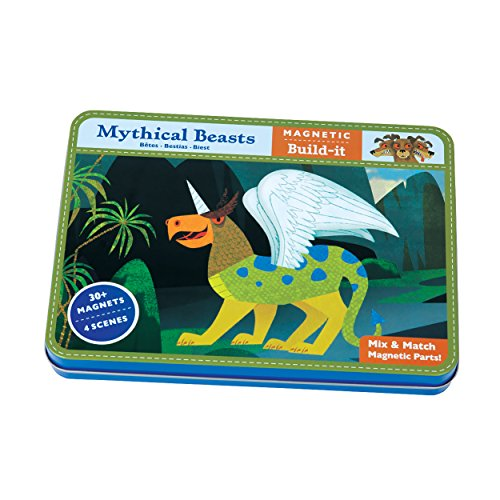 9780735342149: Mythical Beasts Magnetic Build-it