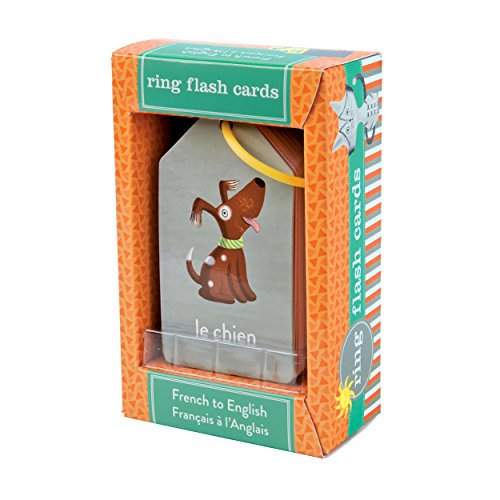 9780735342156: French to English Ring Flash Cards