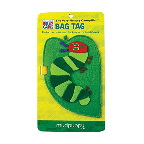 9780735342163: The World of Eric Carle the Very Hungry Caterpillar Bag Tag