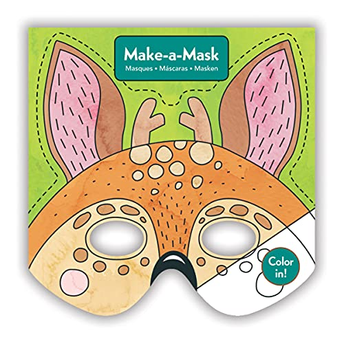 9780735342255: Forest Animals Make-a-Mask
