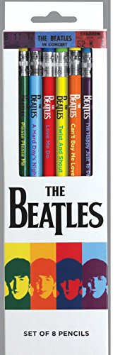 9780735342330: The Beatles 1964 Collection Pencil Set