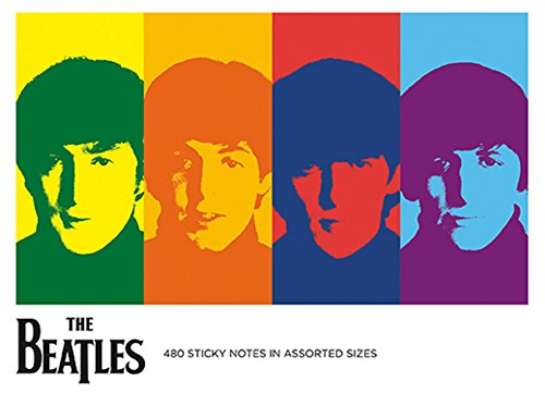 9780735342354: The Beatles 1964 Collection Sticky Notes