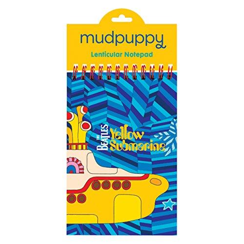 9780735342392: The Beatles Yellow Submarine Lenticular Notepad
