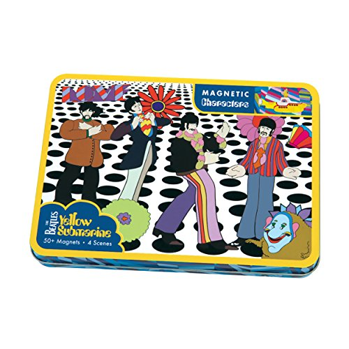 9780735342439: The Beatles Yellow Submarine Magnetic Character Set