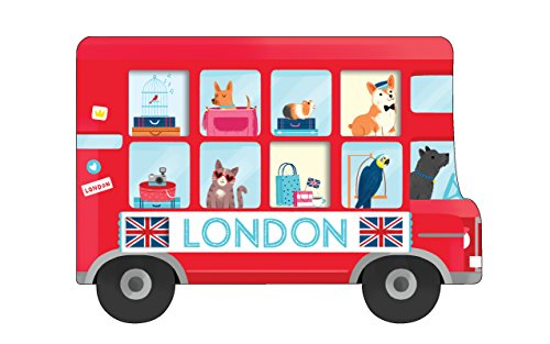 9780735342453: London Bus Shaped Cover Sticky Notes