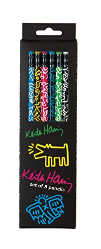 9780735342897: Keith Haring Pencil Set