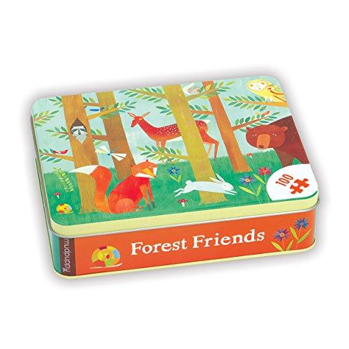 9780735342958: Forest Friends Puzzle: 100 Pieces