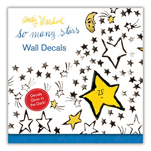 9780735342972: Andy Warhol So Many Stars Wall Decals