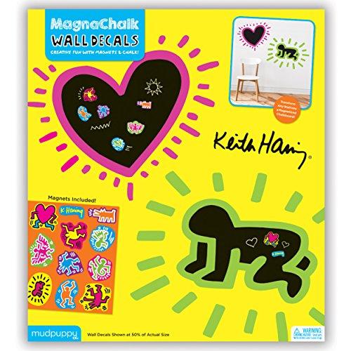 9780735342996: MagnaChalk Wall Decals: Keith Haring