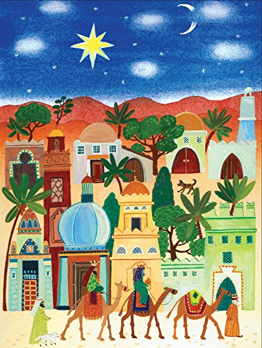 9780735343207: Little Town of Bethlehem Boxed Holiday Full Notecards