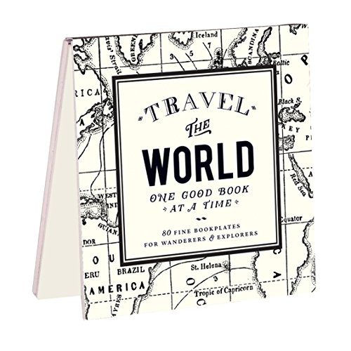 9780735343252: Alice Scott Vintage Prints Travel the World Bookplates