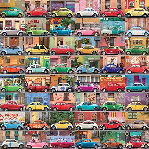 9780735343276: Muchos Autos 500 Piece Puzzle
