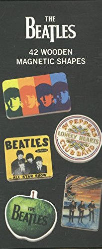 9780735343313: The Beatles Wooden Magnetic Set