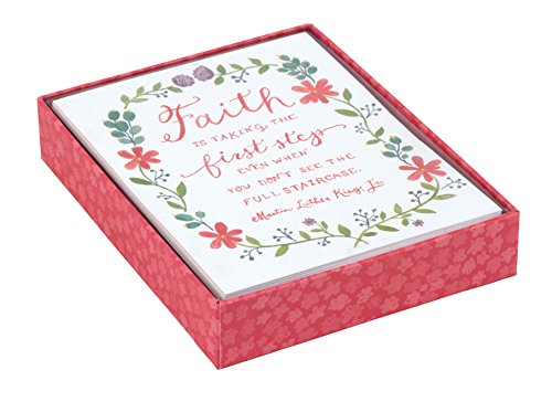 9780735343337: Faith, Love and Hope Luxe Notecards