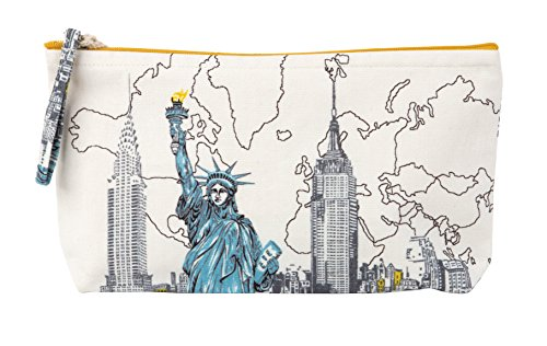 9780735343740: New York Liberty Handmade Pouch
