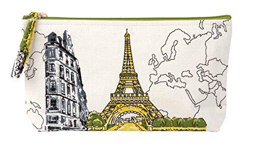 9780735343757: Paris Eiffel Tower Handmade Pouch