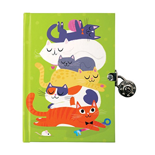 9780735344020: Cats Locked Diary